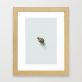 Forest - Pine 3 Framed Art Print