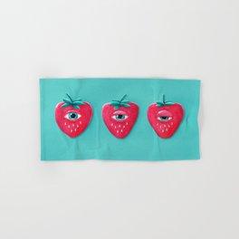 Cry Berry Hand & Bath Towel