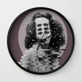 02 Daydreaming Wall Clock