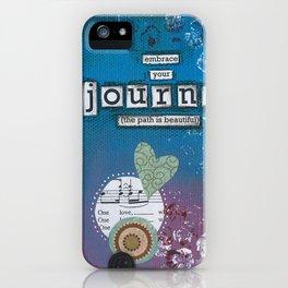 Journey iPhone Case