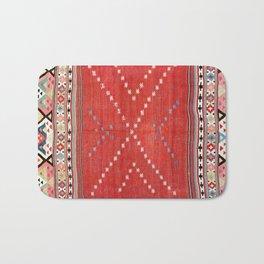 Fethiye Southwest Anatolian Camel Cover Print Bath Mat