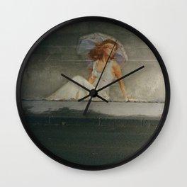 City Walker 2 Wall Clock