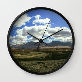 The Highlands Wall Clock