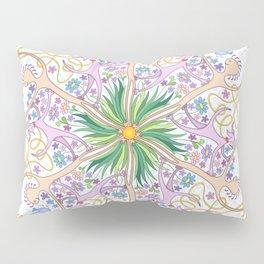 Wagamuffin Loose Leash Pillow Sham