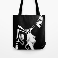 TATTOO GIRL TWO Tote Bag