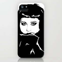 Beth Ditto iPhone Case