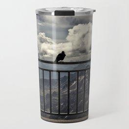 Sass Pordoi Travel Mug