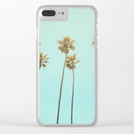Landscape Photography Clear iPhone Case