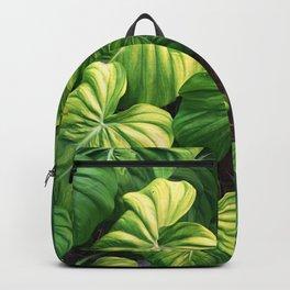 Australia tropical plants Backpack
