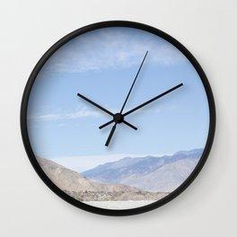 P A L M S P R I N G S 3 Wall Clock