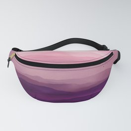 Ultra Violet Day Fanny Pack