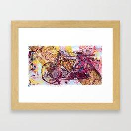 Voyage to Sammarkand Framed Art Print