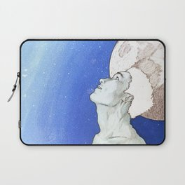 """""""Time and Death and God"""" [Series Part 3] Laptop Sleeve"""