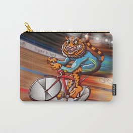 Olympic Cycling Tiger Carry-All Pouch