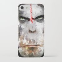 ape iPhone & iPod Cases featuring Ape by Vadim Cherniy