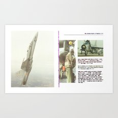 Planes # 14 Art Print