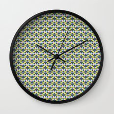 Triangle Party - I Feel it All Wall Clock