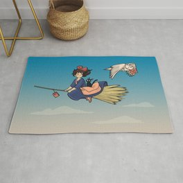 Magical Deliveries Rug
