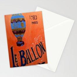 Le Ballon 1783 Stationery Cards
