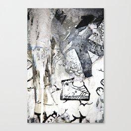 Skate or Pie! Canvas Print