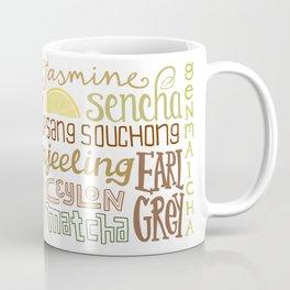 Teapography Coffee Mug