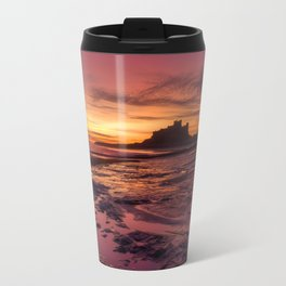 Bamburgh Castle Travel Mug