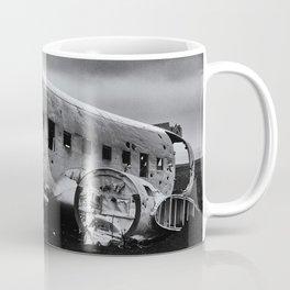 Brazilian Brazil DC-3 US Navy Airplane Coffee Mug