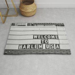 Welcome to Harlem Rug