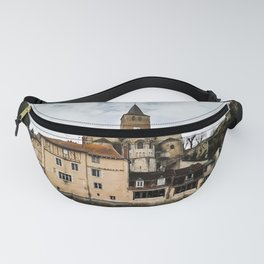 Church in France Fanny Pack