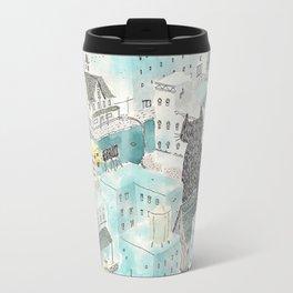"""Big Cats"" Travel Mug"