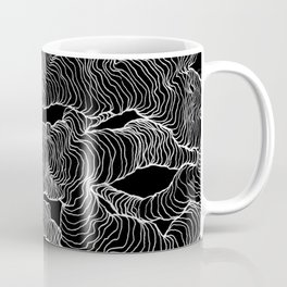 Inverted Organic Coffee Mug