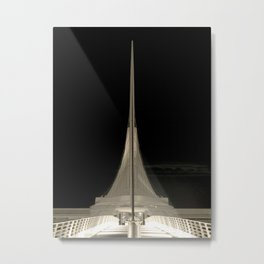 C A L A T R A V A | architect | Milwaukee Metal Print