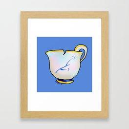 Chip Framed Art Print