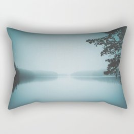 Lake insomnia Rectangular Pillow