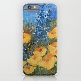 Super Bloom iPhone Case
