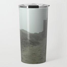 Higher Ball mine in the mist Travel Mug