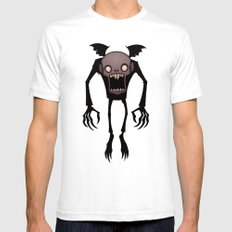 Nosferatu SMALL Mens Fitted Tee White