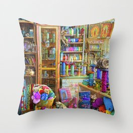 Kitty Heaven Throw Pillow