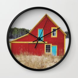 Be Loyal to Your Dreams Wall Clock