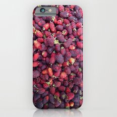 Berries in Paloquemao - Bayas en Paloquemao iPhone 6s Slim Case