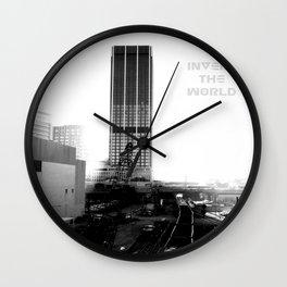 Rebirth Atlanta Wall Clock