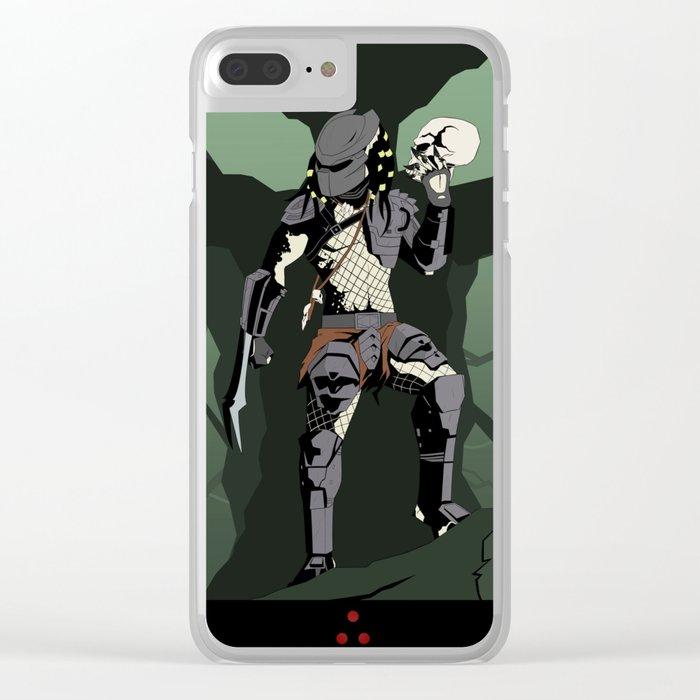 Predator Clear iPhone Case