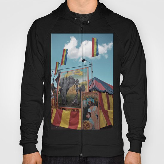 Welcome to the Freak Show Hoody