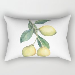 Lemon Dreams Rectangular Pillow