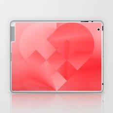 Danish Heart Love Laptop & iPad Skin