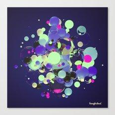 NeoGoop Canvas Print