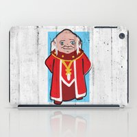 dungeons and dragons iPad Cases featuring DUNGEONS & DRAGONS - DUNGEON MASTER by Zorio