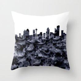 Calgary Throw Pillow