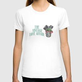 Vintage Love Affair - Jackie T-shirt