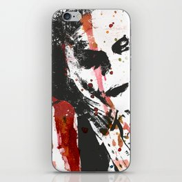 Set the world on fire {Vers version} iPhone Skin